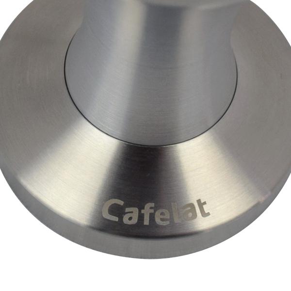 CAFELAT TAMPER ALLUMINIUM 58mm SS FLAT