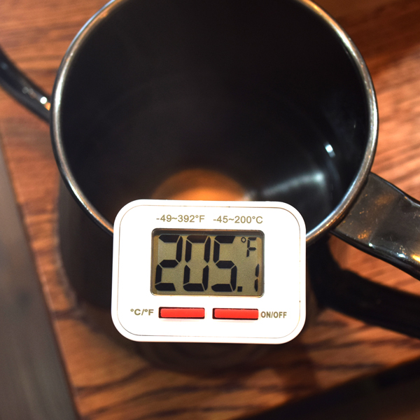 Hershey's Caffettiera DIGITAL THERMOMETER [温度計]