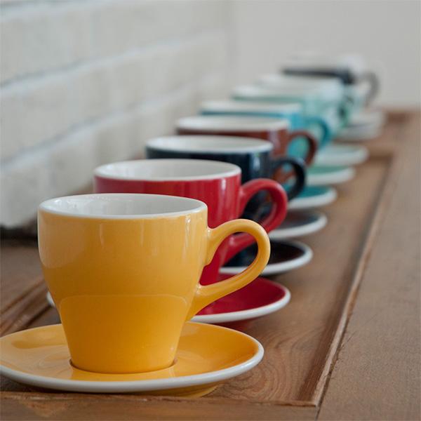 Tulip Espresso Cup&Saucer / 80ml