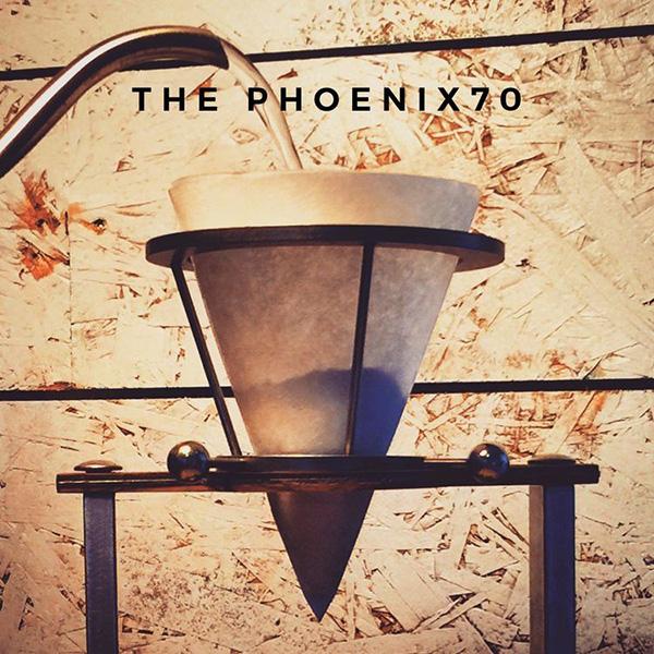 Phoenix 70 Brewer [専用ペーパーフィルター100枚付]