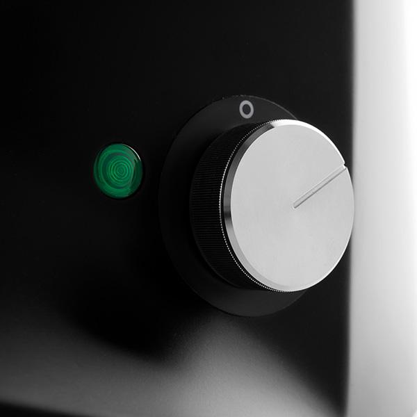 ROBUR S ELECTRONIC [ローバー エス エレクトロニック] /ブラック