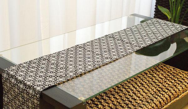バティック テーブルランナー 03 150×20