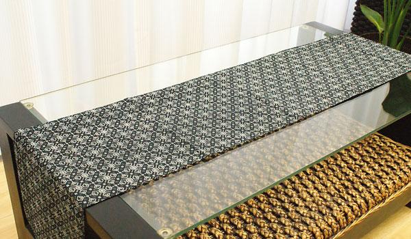 バティック テーブルランナー 04 180×25