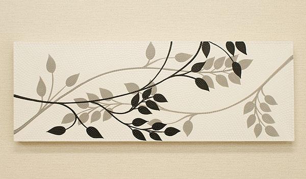 バリ絵画 ドットアート 100×35 P