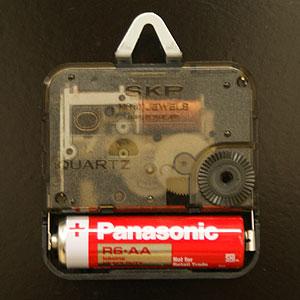 アジアン レリーフ 壁掛け時計 リーフB