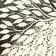 バリ絵画 ドットアート 120×45 Ab05