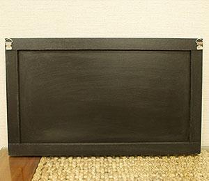 アートフレーム バード 50×30 ブラック