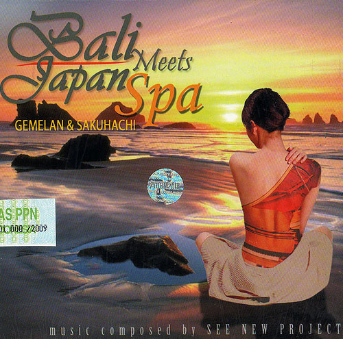 Bali Meets Japan Spa GAMELAN & SAKUHACHI