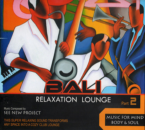 BALI RELAXATION LOUNGE Part2