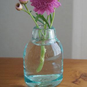 バリガラス ミニ フラワーベース C