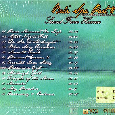 Bali Spa Part 8