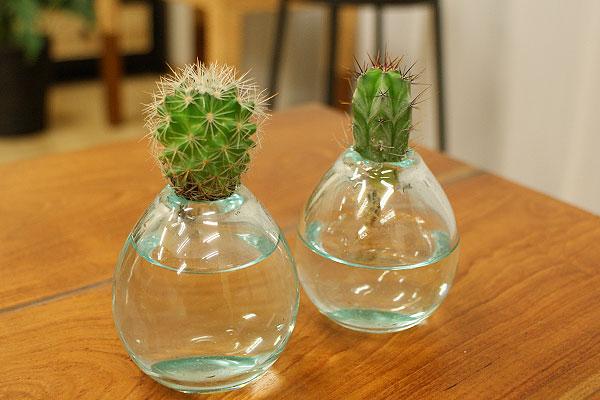 バリガラス ミニ フラワーベース A