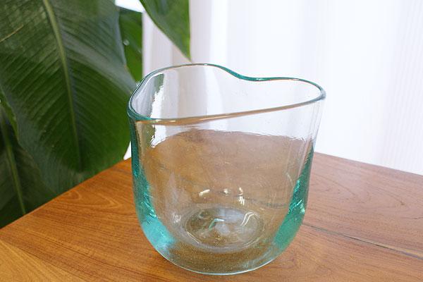 バリガラス 鉢 B