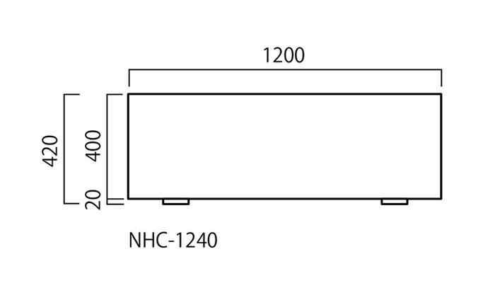 プランター 大型 長方形 植木鉢 FRPプランター スタンダード K型 シルキーグレー W1200×D400×H420mm ガーデニング 園芸用品 【代引不可】