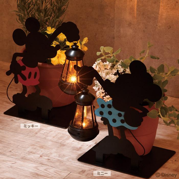 ソーラーライト LED ガーデンライト 屋外照明 ディズニー シルエットソーラーライト プーさん 光センサー付き 組立式 外灯 照明器具 かわいい