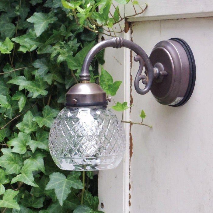 玄関 照明 電球色 屋外 ポーチライト 門柱灯 門灯 外灯   SWO436A 091  ブラケット  E17 付属電球 電球型蛍光灯60W型