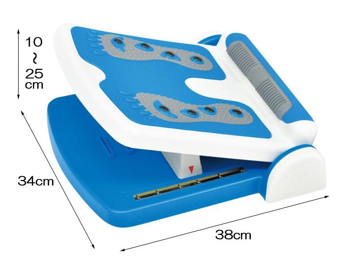 ストレッチボード ふくらはぎ ストレッチMGボード H-7214 TOEI LIGHT トーエイライト ストレッチングボード 前屈 柔軟ボード アキレス腱伸ばし 足つぼ