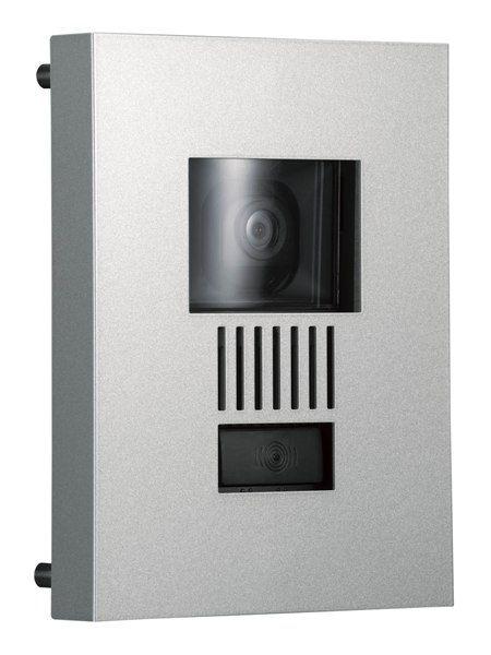インターホンカバー ステンレス インターフォンカバー ミュール ステンレス素材  シルバー  装飾 エクステリア 外構工事 リフォーム