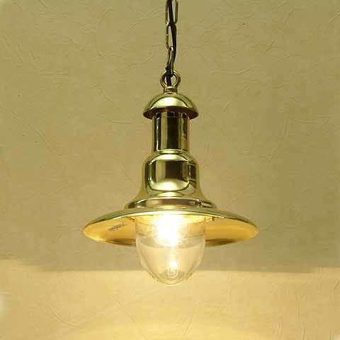 室内 照明 LED マリンライト p2162H クリアータイプ インテリア 照明 ペンダントライト 天井 照明 真鍮 照明器具 おしゃれ