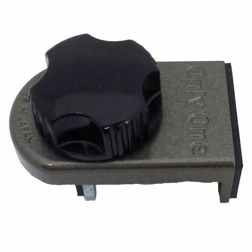 防犯 窓ロック 防犯グッズ 窓のカギ 鍵 ウインドロック ZERO 1個入り ブロンズ  カギ付き 上枠・下枠兼用 サッシ用補助錠