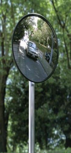 駐車場用カーブミラー カーミラー 丸型 セーフティアイテム 駐車場用品 安全用品