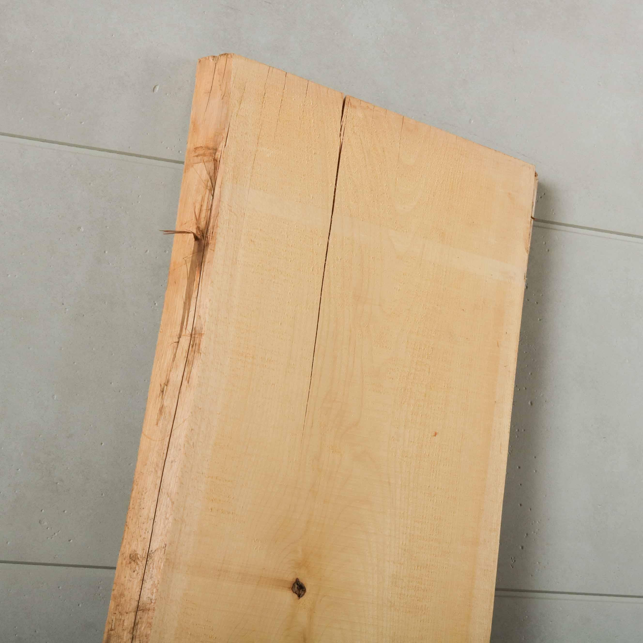 16-009 檜葉 (ヒバ) 一枚板 有限会社村口産業(下北郡)