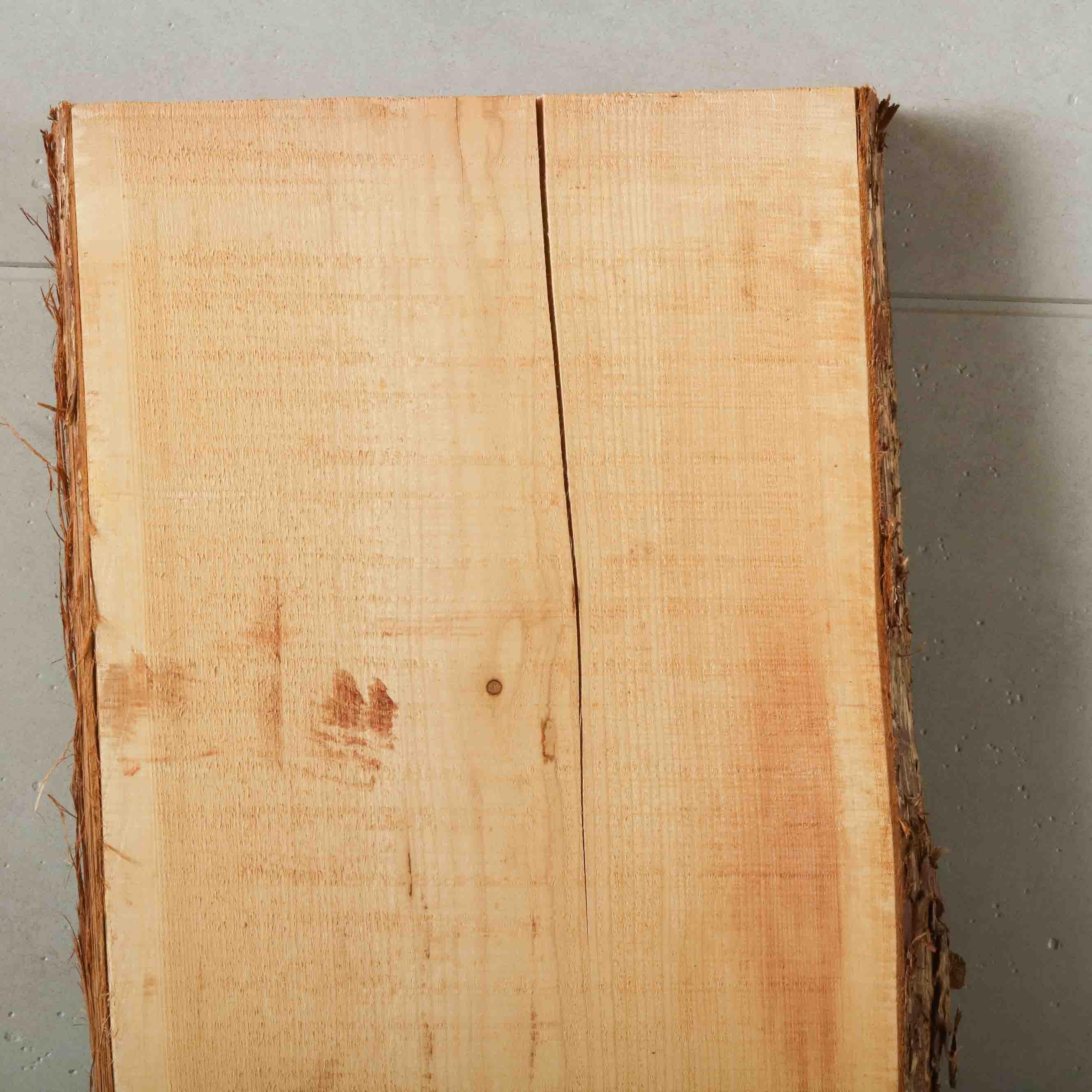 16-010 檜葉 (ヒバ) 一枚板 有限会社村口産業(下北郡)