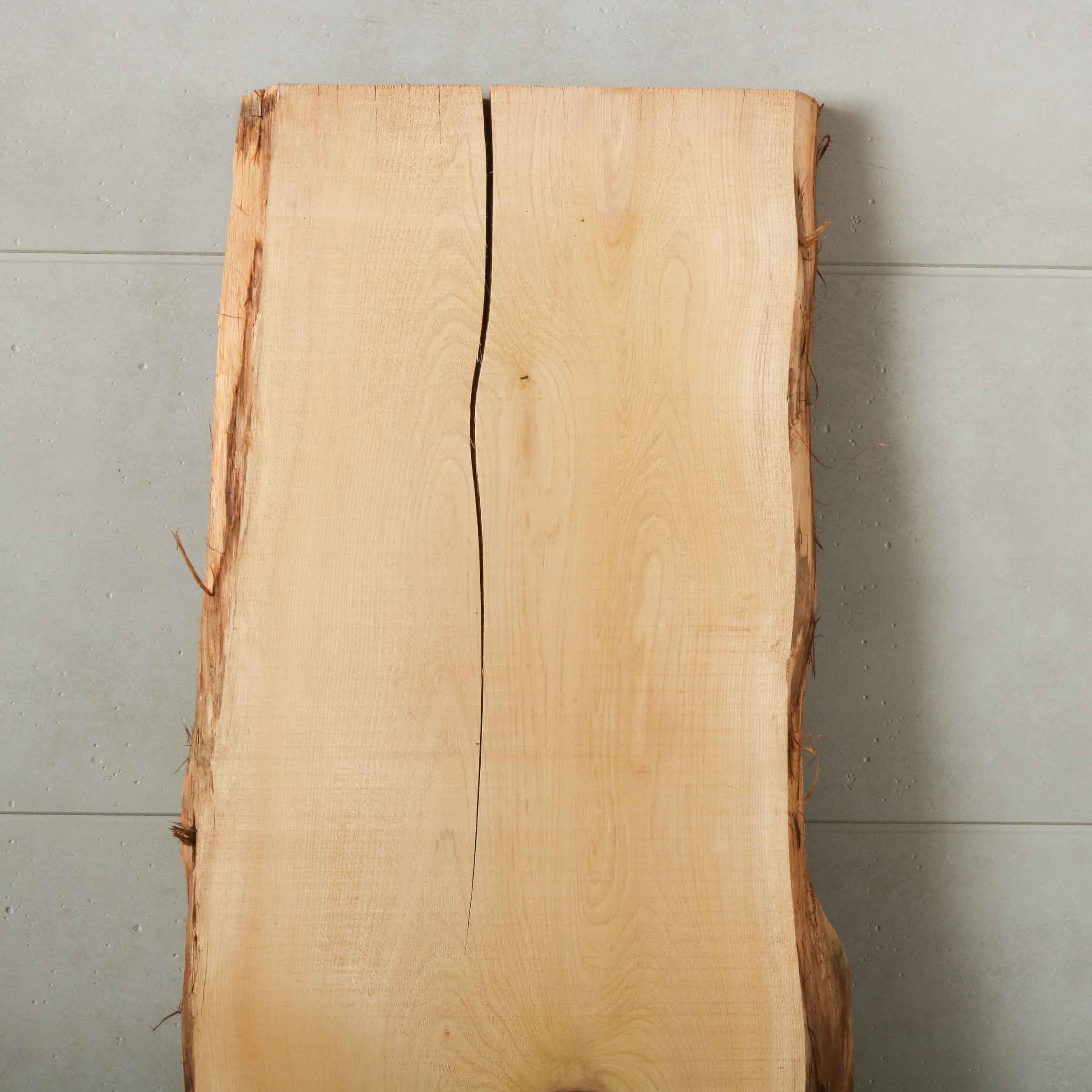 16-011 檜葉 (ヒバ) 一枚板 有限会社村口産業(下北郡)