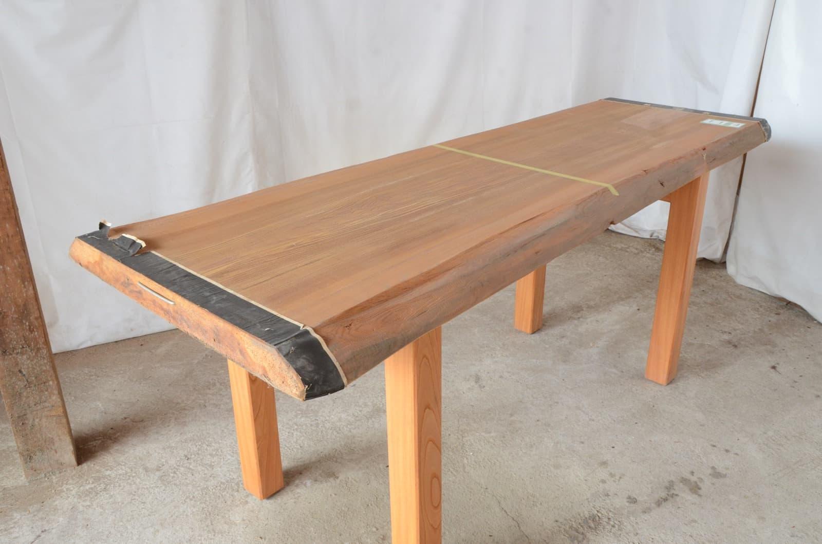 11-004 杉 (スギ) 一枚板 ときがわ木材有限会社(埼玉県ときがわ町)