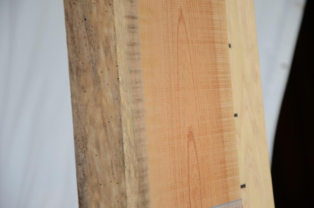 2-004 欅 (ケヤキ) 一枚板 三橋製材所 (あきる野市)
