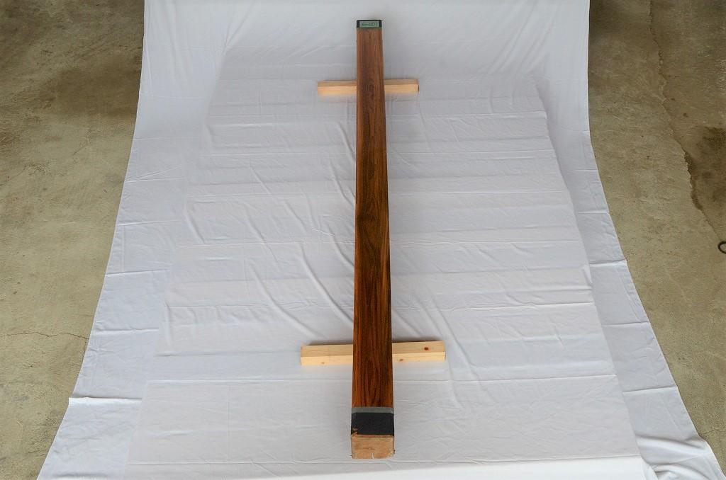 6-001 杉 (スギ) 柱 木村木材工業(北本市)