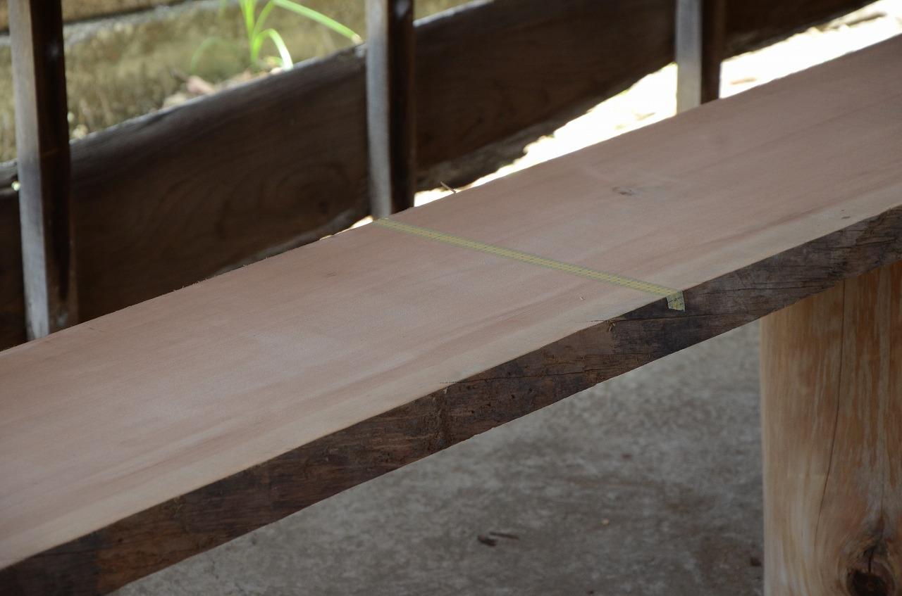 1-012 スプルース (米松) 一枚板 三橋製材所 (あきる野市)
