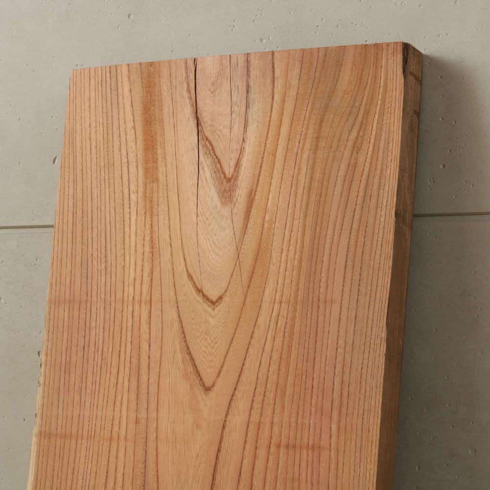 15-002 欅 (ケヤキ) 一枚板 有限会社松井製材所(神奈川県三浦市)
