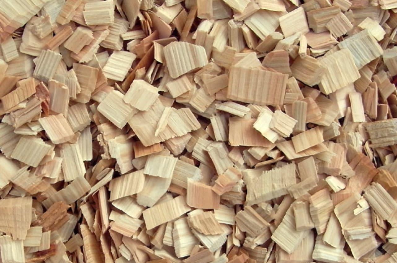 7-004 【送料無料】檜スモールウッドチップ(樹皮なし) 100リットル(50L入り×2袋)株式会社島田小割製材所 (江東区)