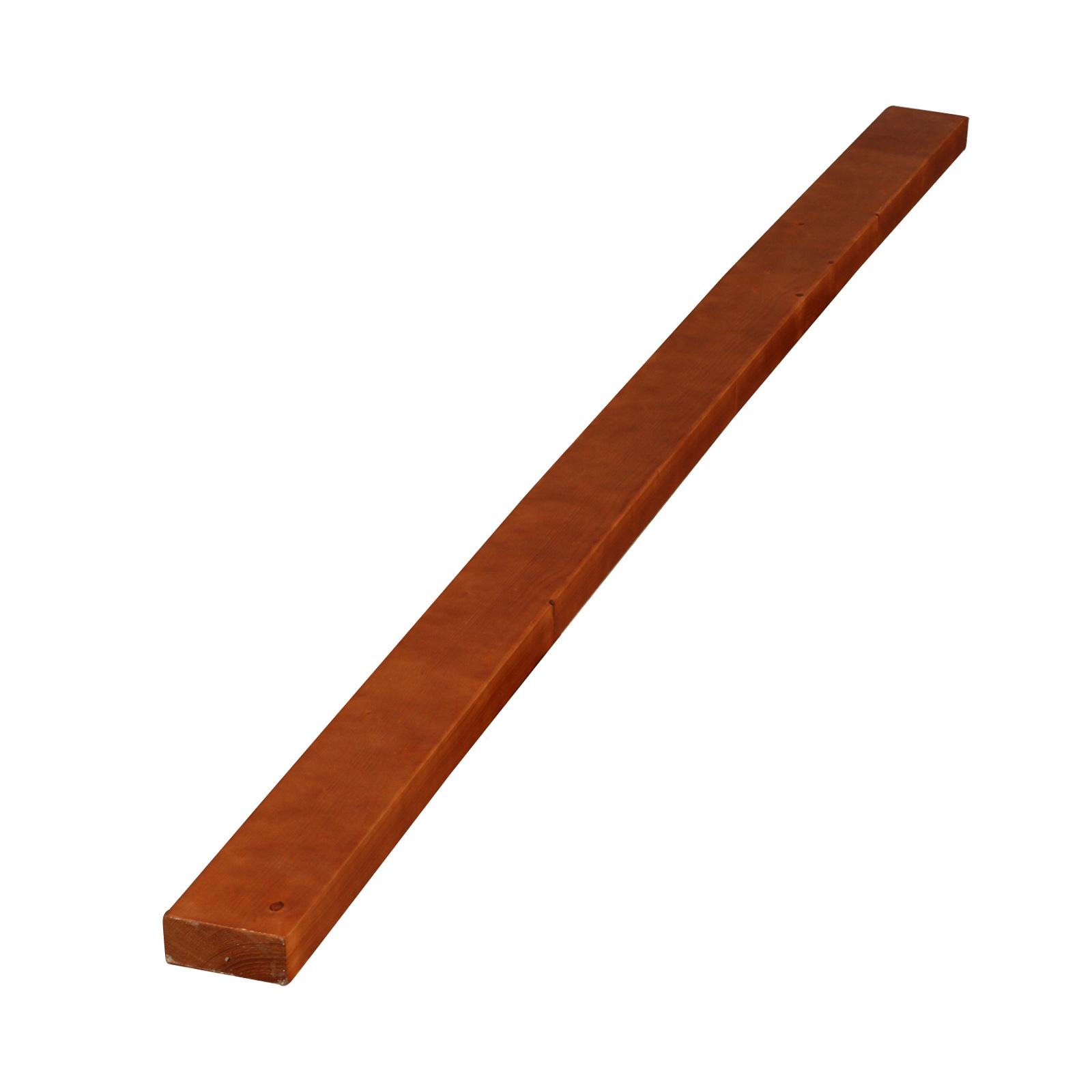 27-004 スプルース 無垢板材 塗装済(ブラウン)株式会社アジアトレーディング(群馬県前橋市)