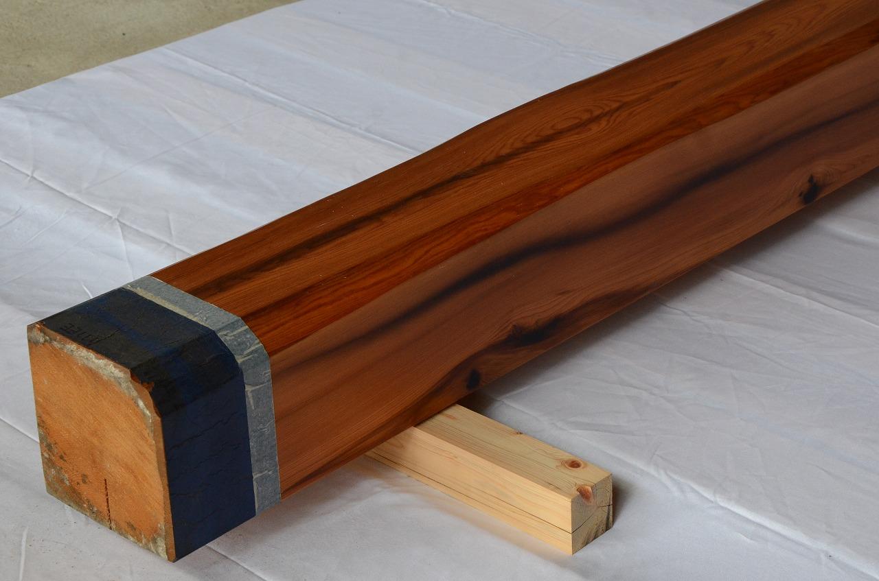 6-009 杉 (スギ) 柱 木村木材工業(北本市)