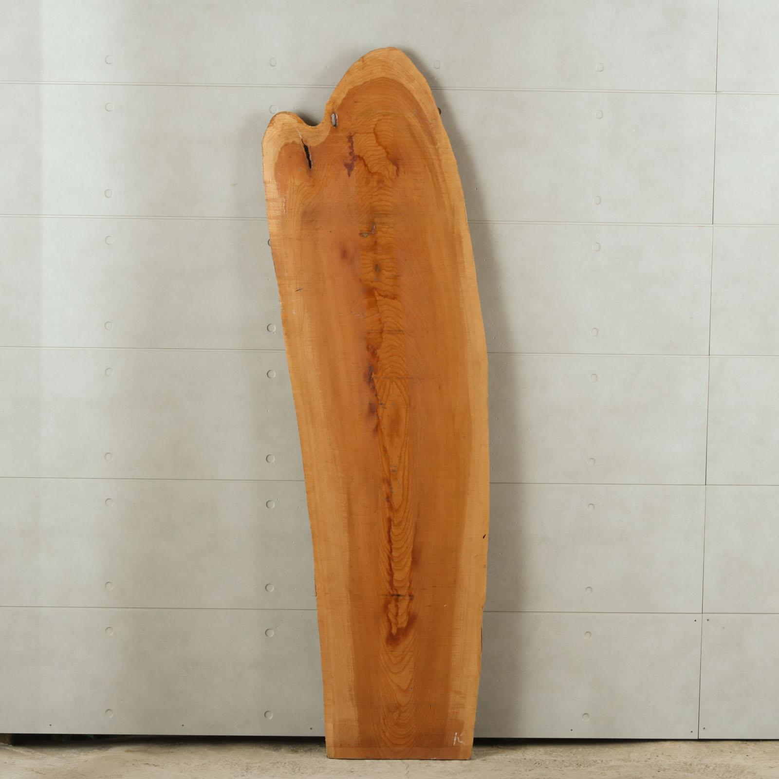 18-022 欅 (ケヤキ) 一枚板 梶本銘木店(江東区)