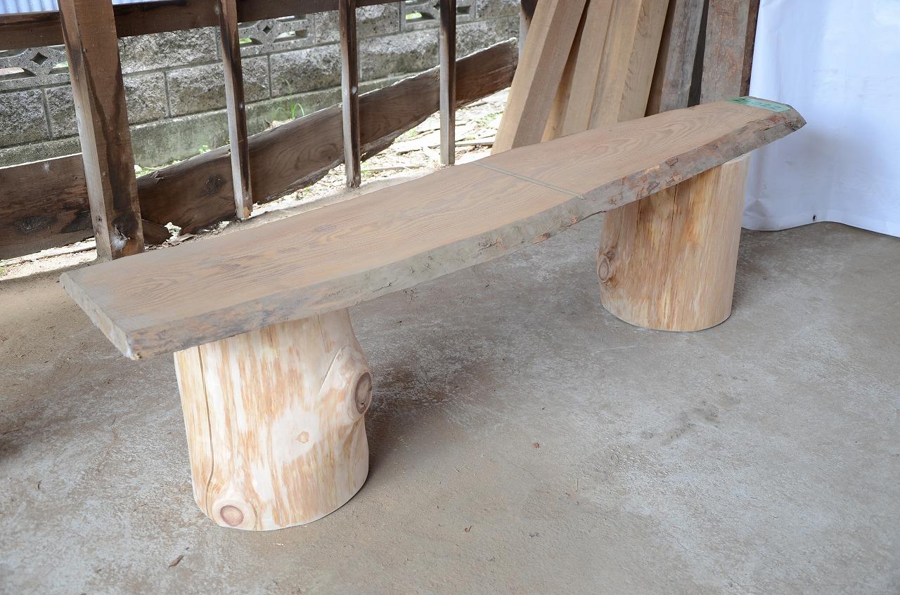 2-022 松 (マツ ) 一枚板 三橋製材所 (あきる野市)