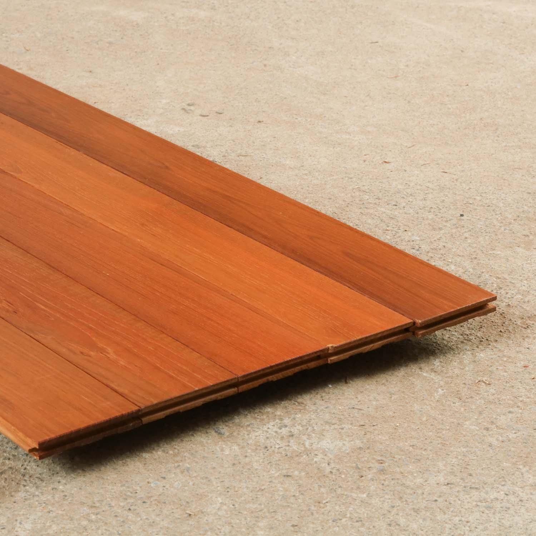 12-011 ミャンマーチーク フローリング 1束(1.62m²分)セット  大蔵木材株式会社(江東区)