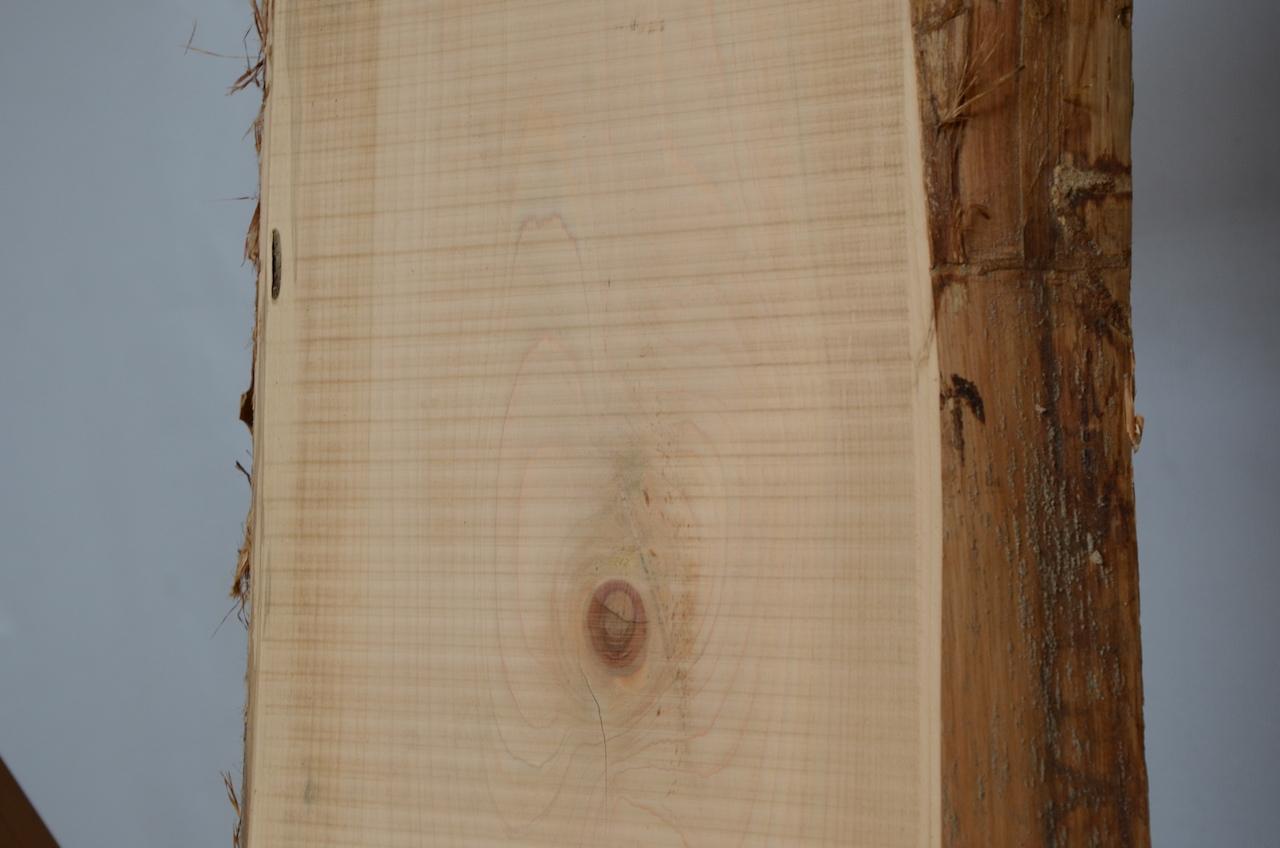3-011 檜 (ヒノキ) 一枚板 有限会社沖倉製材所 (あきる野市)
