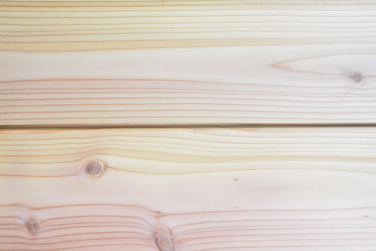 17-010 信州からまつ壁板(EK-C106H)1束(16枚入り)  株式会社第三木材(長野県東御市)