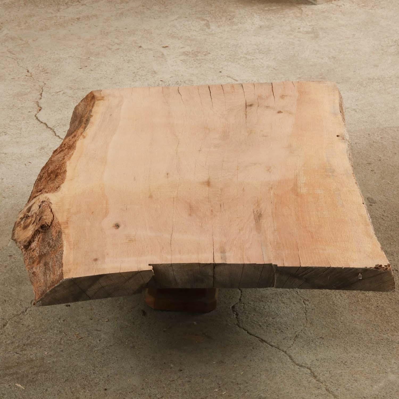 17-001 櫟 (クヌギ) 一枚板 株式会社第三木材(長野県東御市)