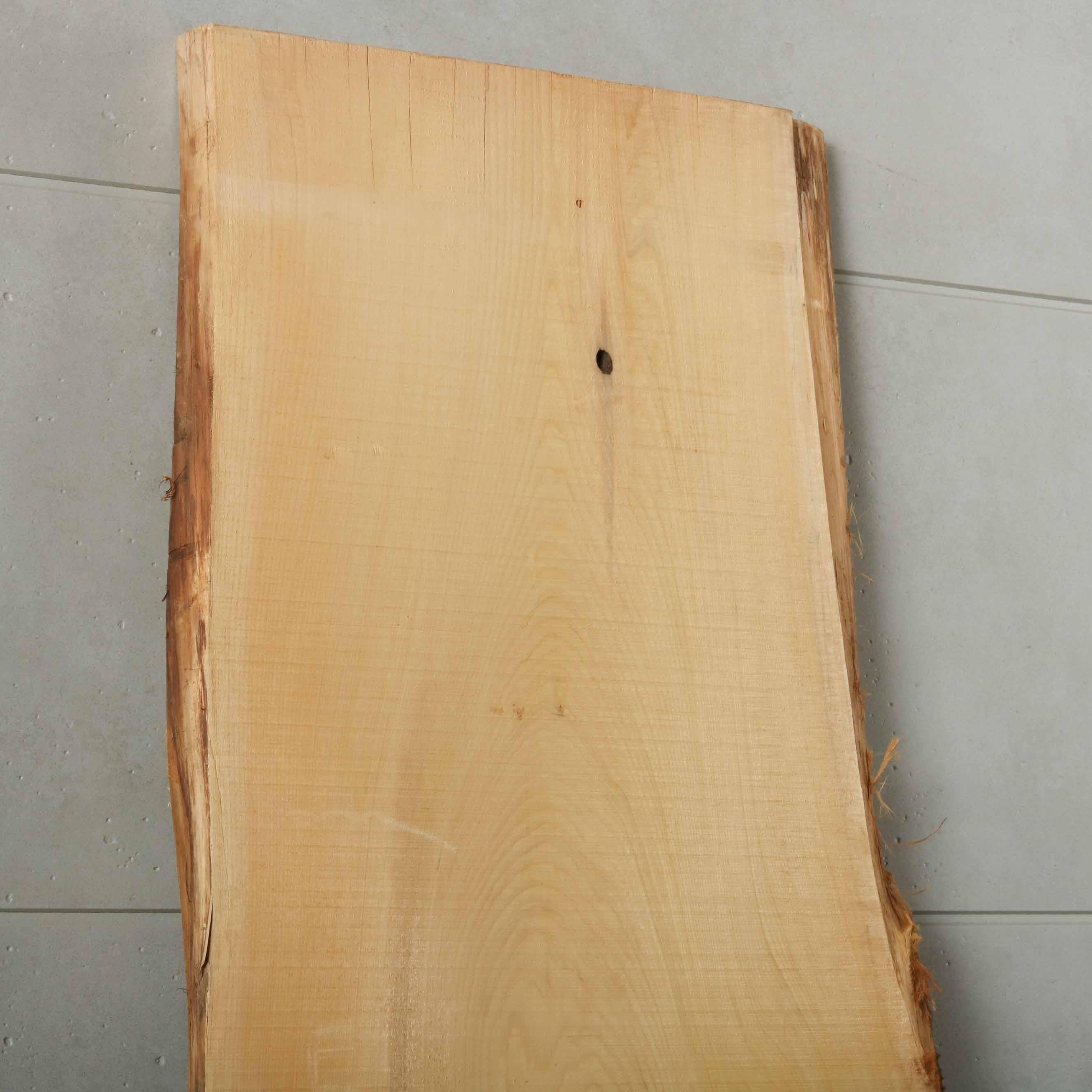 16-002 檜葉 (ヒバ) 一枚板 有限会社村口産業(下北郡)