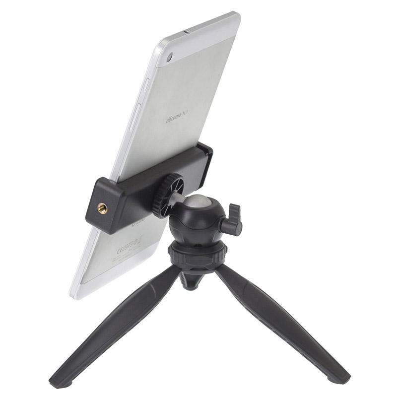 エツミ タブレットホルダーM /タブレット用三脚アダプター