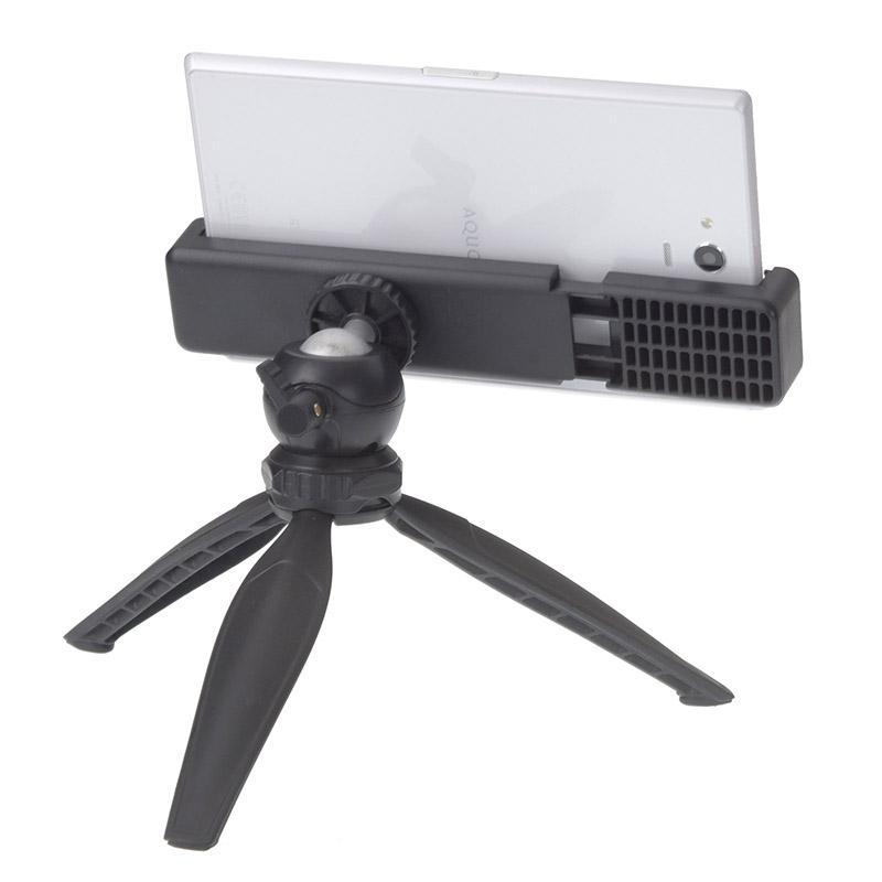 エツミ タブレットホルダーL /タブレット用三脚アダプター