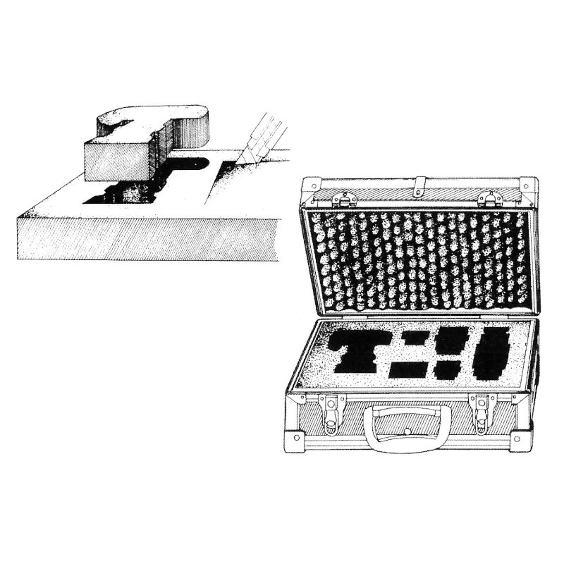 エツミ ハードウレタンフォームL (30/60mm厚)