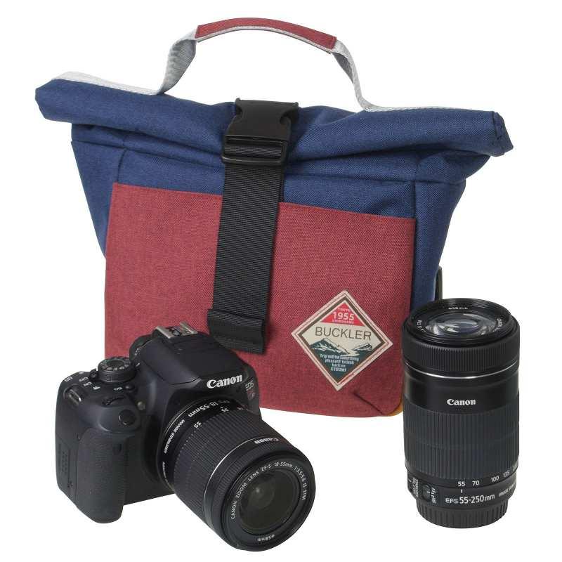 エツミ バックラーロールバッグ (4色) /カメラバッグ