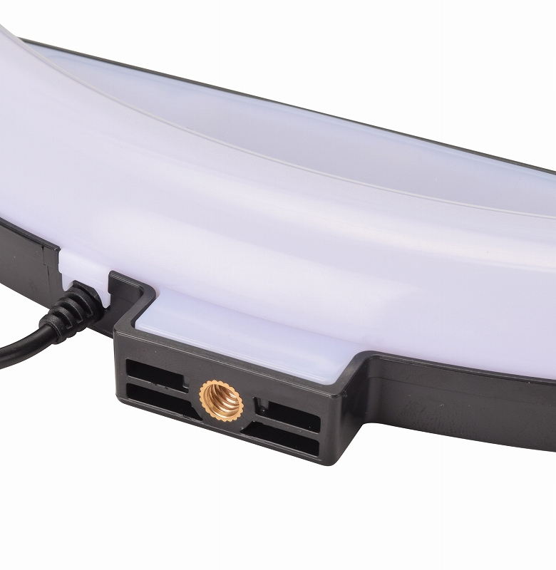 VLOG LEDリングライト 14インチ