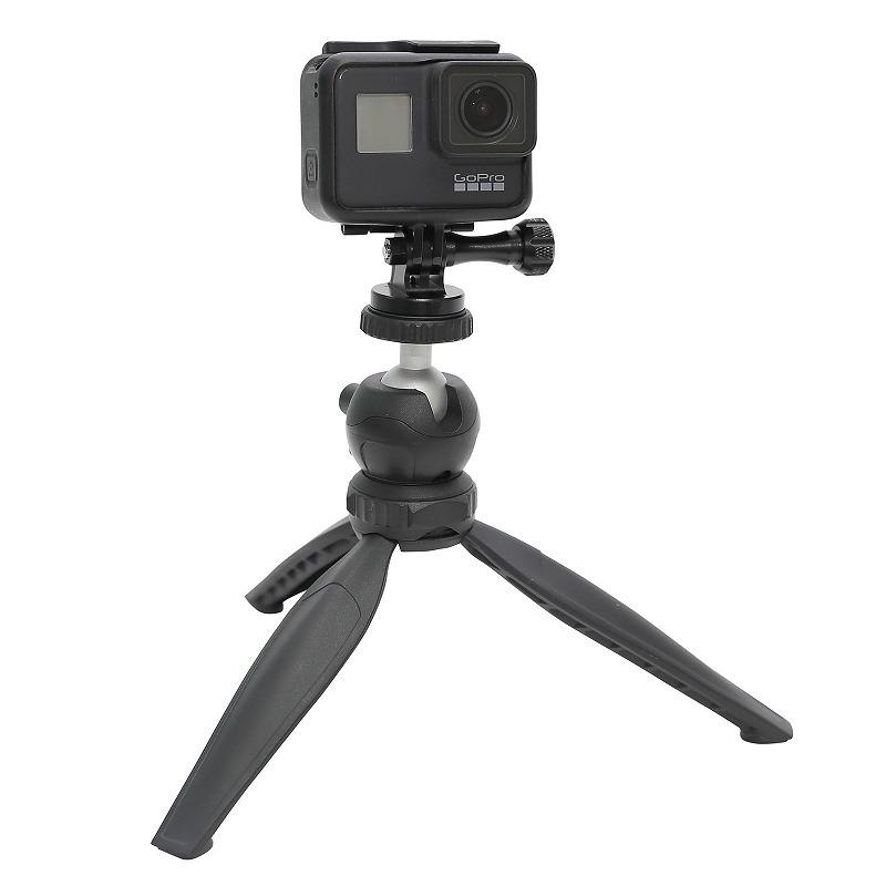 エツミ GoPro対応アクションメタルアダプター(5色)
