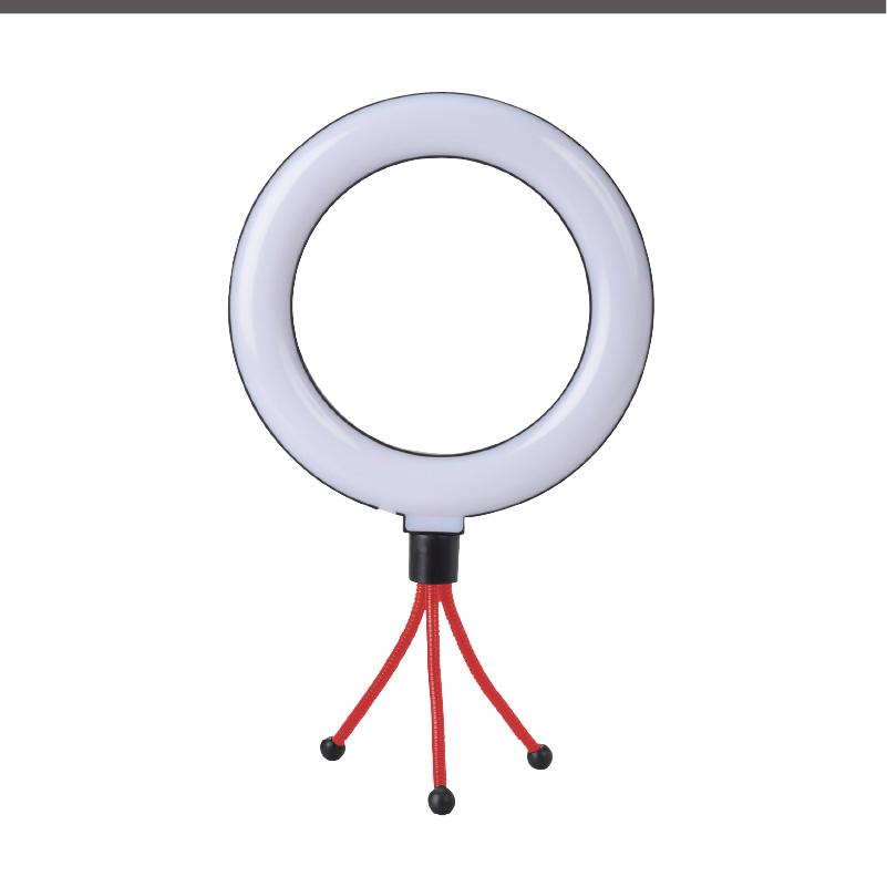 LEDリングライト 6インチ+三脚